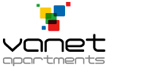 vanet_apartments_logo_website_design_london